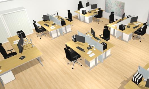 CAD Visie 3D impressies