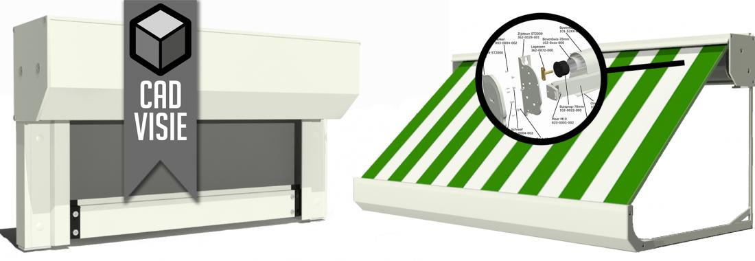 3D Productvisualisatie CAD Visie
