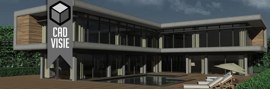 3D Architectuur CAD Visie